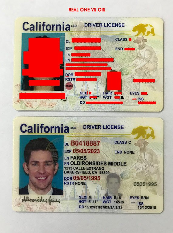 California Over 21(New CA O21)