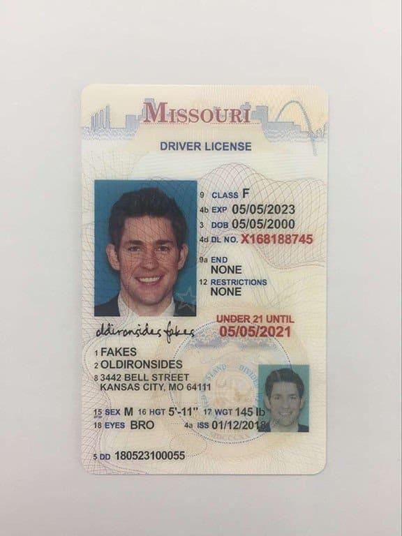 Fake 21 – U21 Old Missouri Sides Iron Under mo