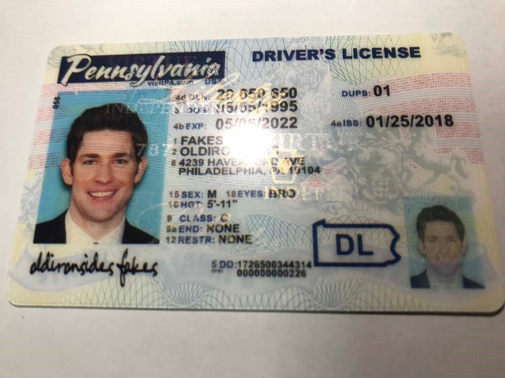 new Iron – Pennsylvania Pa Fake Sides O21 Old
