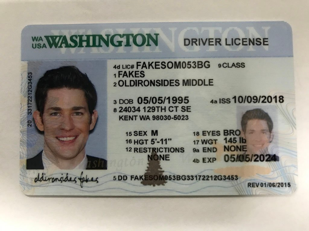 what is restriction f on wa drivers license